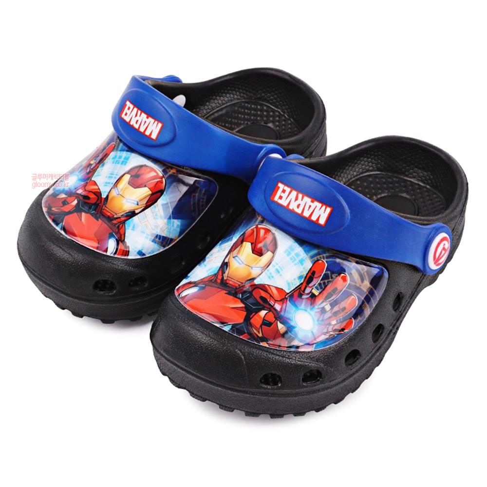 아이언맨아이언맨 라우 비치 EVA 샌들 신발 349445