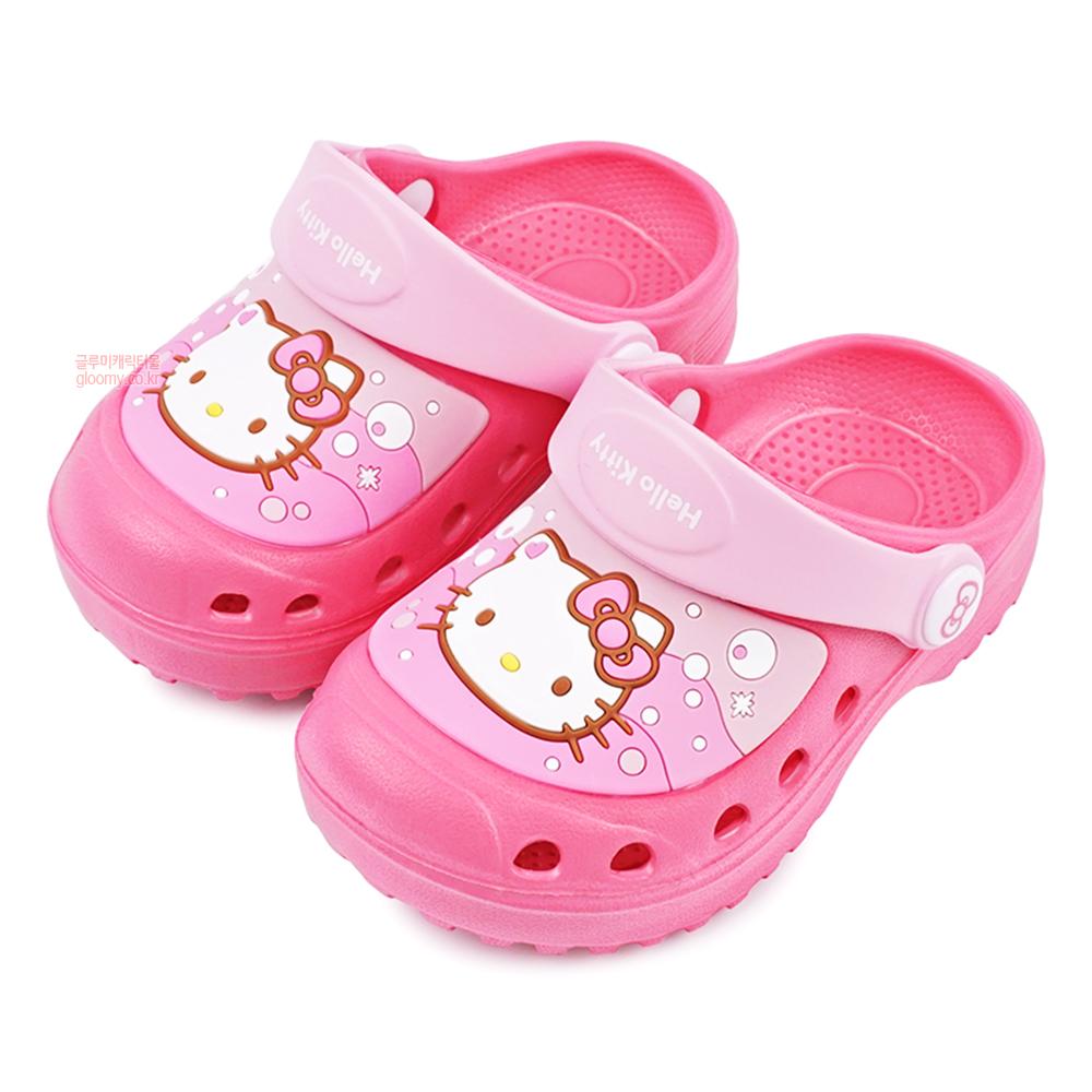 헬로키티헬로키티 소피 비치 EVA 샌들 신발 411609