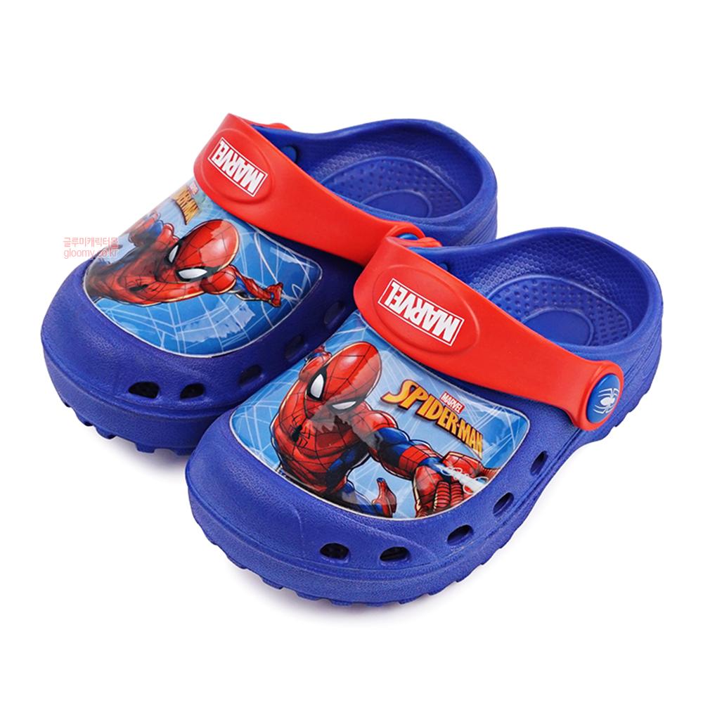 스파이더맨스파이더맨 카우 비치 EVA 샌들 신발 349506