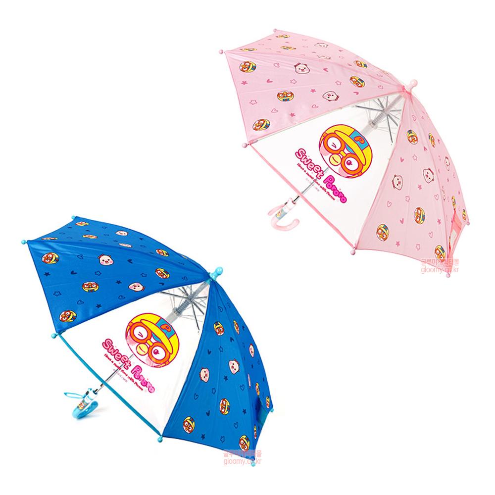 뽀로로뽀로로 스윗 우산 40cm(반자동) 048904