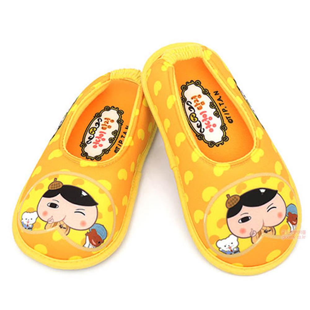 엉덩이탐정엉덩이탐정 윙크 도트덧신 아동덧신 712107