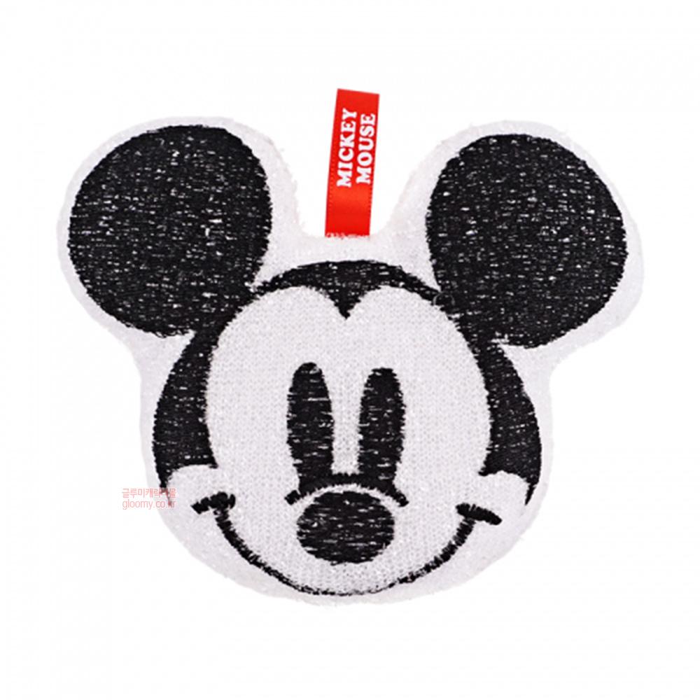 디즈니미키마우스 스펀지 수세미(페이스) (일) 487149