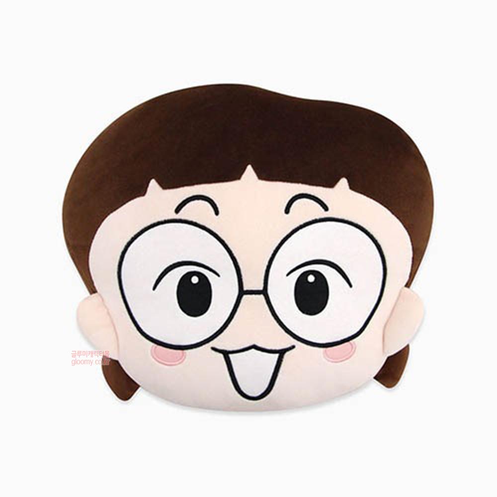 흔한남매흔한남매 에이미 얼굴인형 캐릭터 쿠션 982237