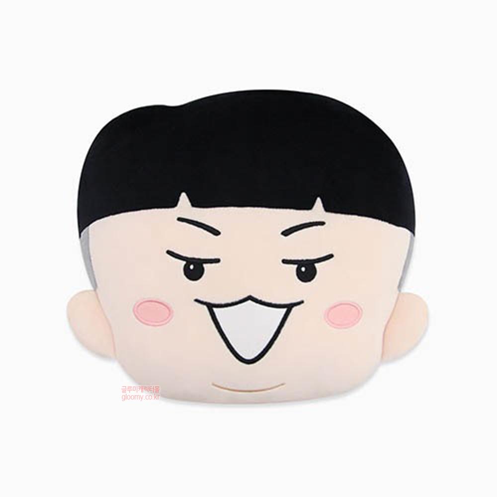 흔한남매흔한남매 으뜸 얼굴인형 캐릭터 쿠션 982220