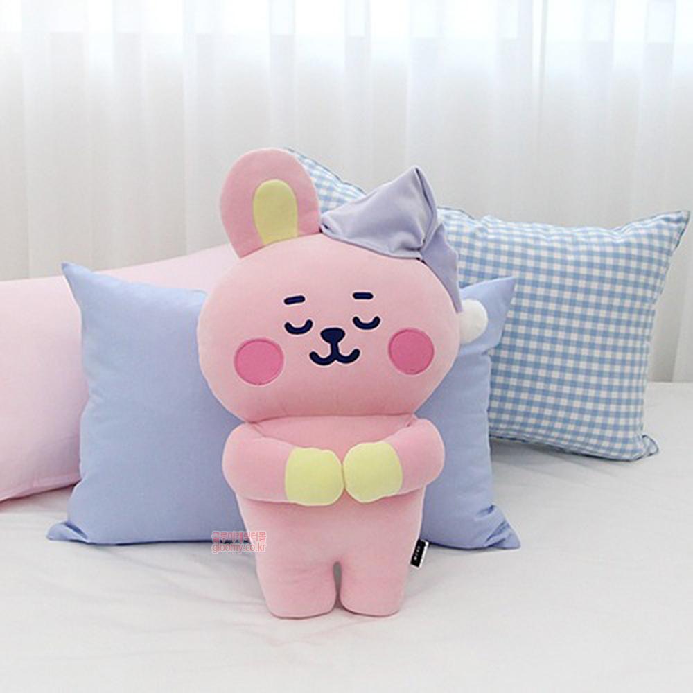 방탄소년단인형(방탄소년단굿즈)BTS 쿠키 소중해 캐릭터 인형 쿠션(드림) 984330