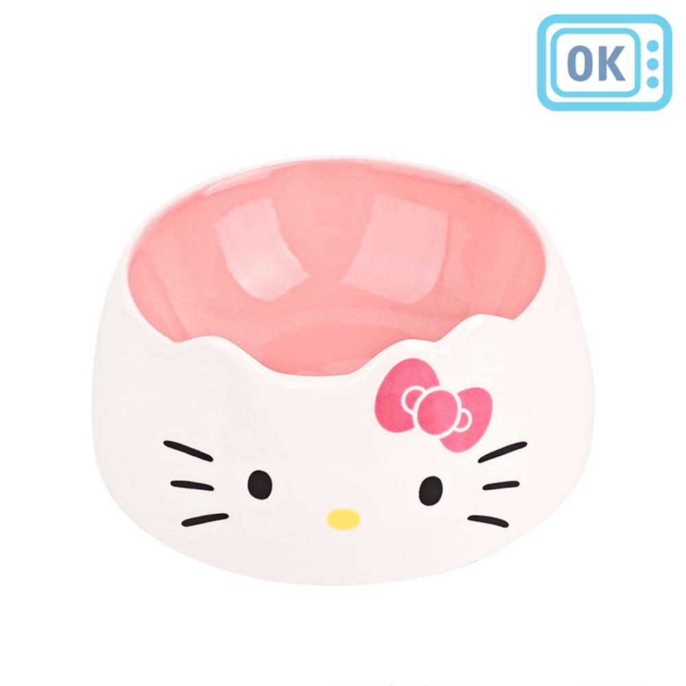 산리오헬로키티 아이콘 캐릭터 세라믹 펫볼M 555910