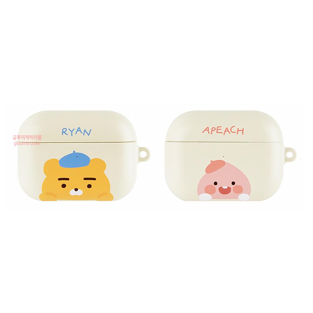 카카오프렌즈카카오프렌즈 에이프릴샤워 캐릭터 에어팟프로케이스(페인팅) 339735