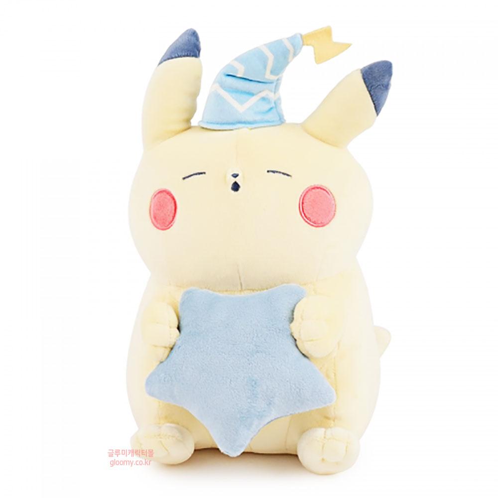 포켓몬스터포켓몬스터 피카츄 캐릭터 봉제인형 30cm(드림) 502701